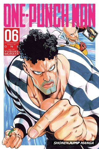 One-Punch Man 6 - One Punch Man, Softcover (Viz Media)