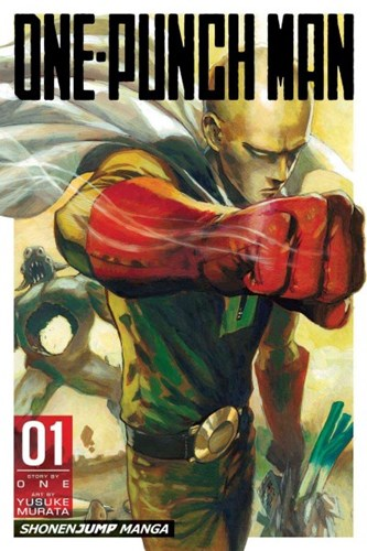 One-Punch Man 1 - One Punch Man, Softcover (Viz Media)