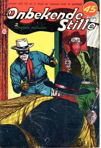 Wild West Wervel 85 - Texas Billy de dolkheld, Softcover, Eerste druk (1958) (A.T.H.)