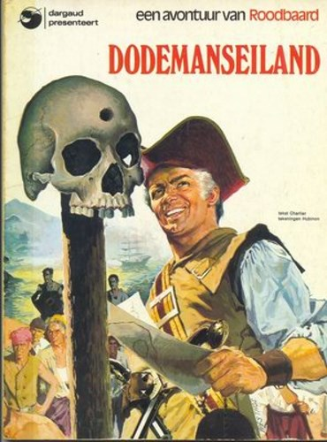 Roodbaard 6 - Dodemanseiland, Softcover (Dargaud)