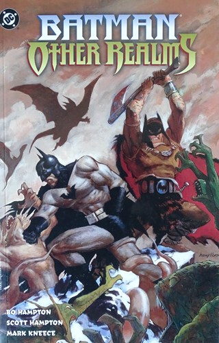 Batman  - Other realms, Softcover (DC Comics)