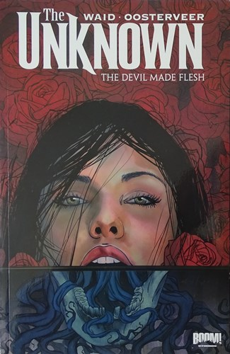 Unknown, The  - The devil made flesh-1, Softcover (Boom!)