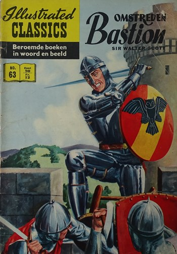 Illustrated Classics 63 - Omstreden bastion