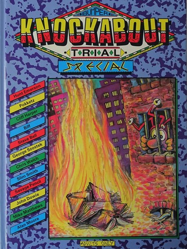 Knockabout  - Trial special, Hardcover (Knockabout)