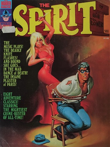 The Spirit - Magazine 11 - Crime, Softcover (Kitchen Sink Press)
