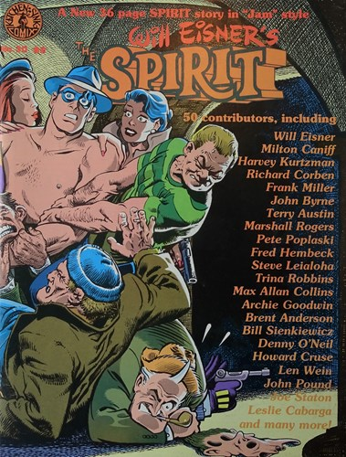 The Spirit - Magazine 30 - Army Opera's, Softcover (Kitchen Sink Press)