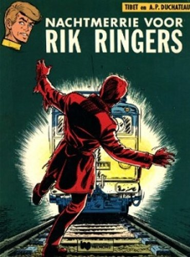Rik Ringers 13 - Nachtmerrie voor Rik Ringers, Softcover (Lombard)