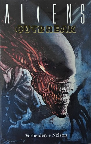 Aliens  - Outbreak, Softcover (Dark Horse Comics)