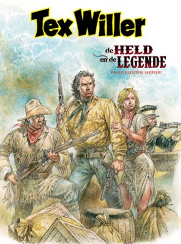 Tex Willer - Kleur (Hum!) 2 - De held en de legende, Softcover (Hum)