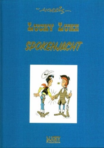 Lucky Luke - 2e reeks 31 - Spokenjacht, Luxe, Lucky uitgaven (Lucky Productions)