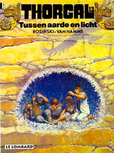 Thorgal 13 - Tussen aarde en licht, Softcover, Thorgal - Softcover (Lombard)