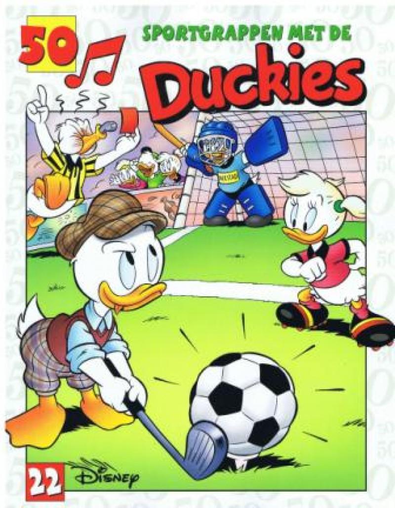 Akim Stripwinkel Donald Duck 50 Reeks 22
