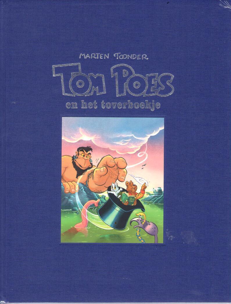 befccb13b75920 Akim Stripwinkel - Bommel en Tom Poes - Cliché uitg. 4 - Tom Poes en het  Toverboekje