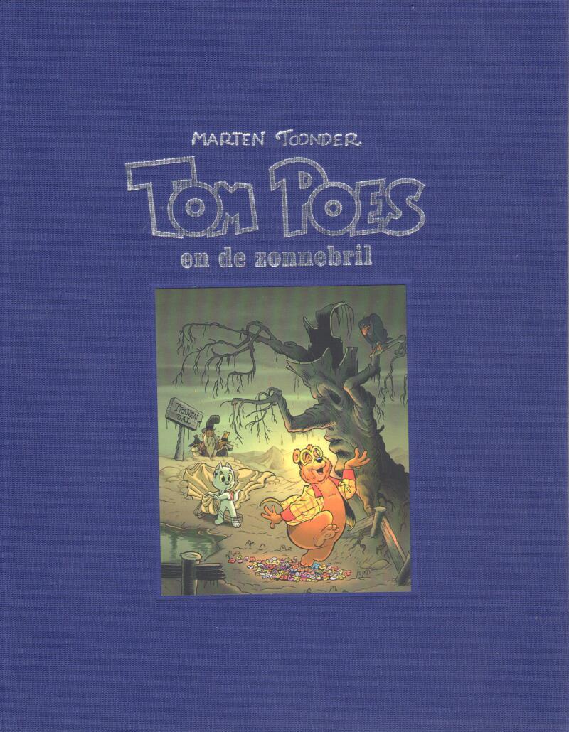 2edeff35b0881a Akim Stripwinkel - Tom Poes (Uitgeverij Cliché) 5 - Tom Poes en de zonnebril